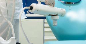 Sanificazione Disinfettore ambientale a vapore saturo secco