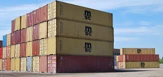 disinfestazione trasporti logistica conteiner