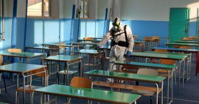 Disinfestazione e derattizzazione scuole